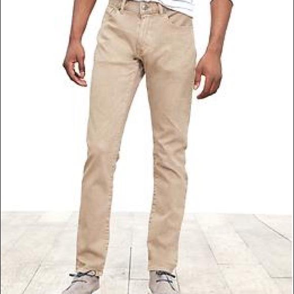 Poshmark Banana Khaki Pant Pants In Republic Traveler Slim Bqf0vOBx